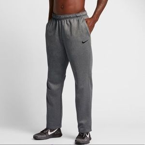 Men's Grey Nike Dri Fit Jogger Sweatpants